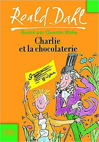 """Résultat de recherche d'images pour """"charlie et la chocolaterie livre"""""""