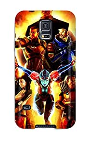 Pauline F. Martinez's Shop New Style Hot Style Protective Case Cover For Galaxys5(mass Effect)