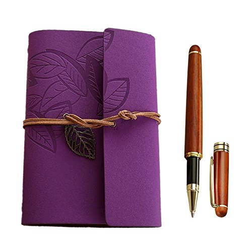 Loose Leaf Blank Notebook 7