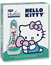 Schick Intuition Limited Edition Hello Kitty Razor, Includes Handle and 4 Refills