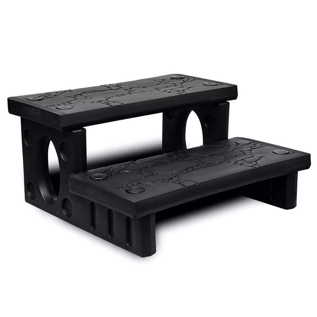K&A company Black Spa Steps