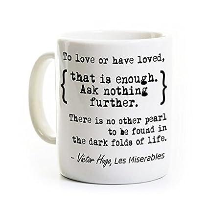 Les miserables love quotes