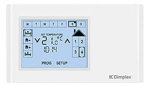 DIMPLEX CONNEX Multi-Zone PROGRAMMABLE Controller, White