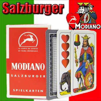 大流行中! Brybelly Playing Regional Holdings Italian GMOD-761 Deck of Salzburger Italian Regional Playing Cards B00B5UDAY2, ひめこうぐ:814d8d91 --- arianechie.dominiotemporario.com