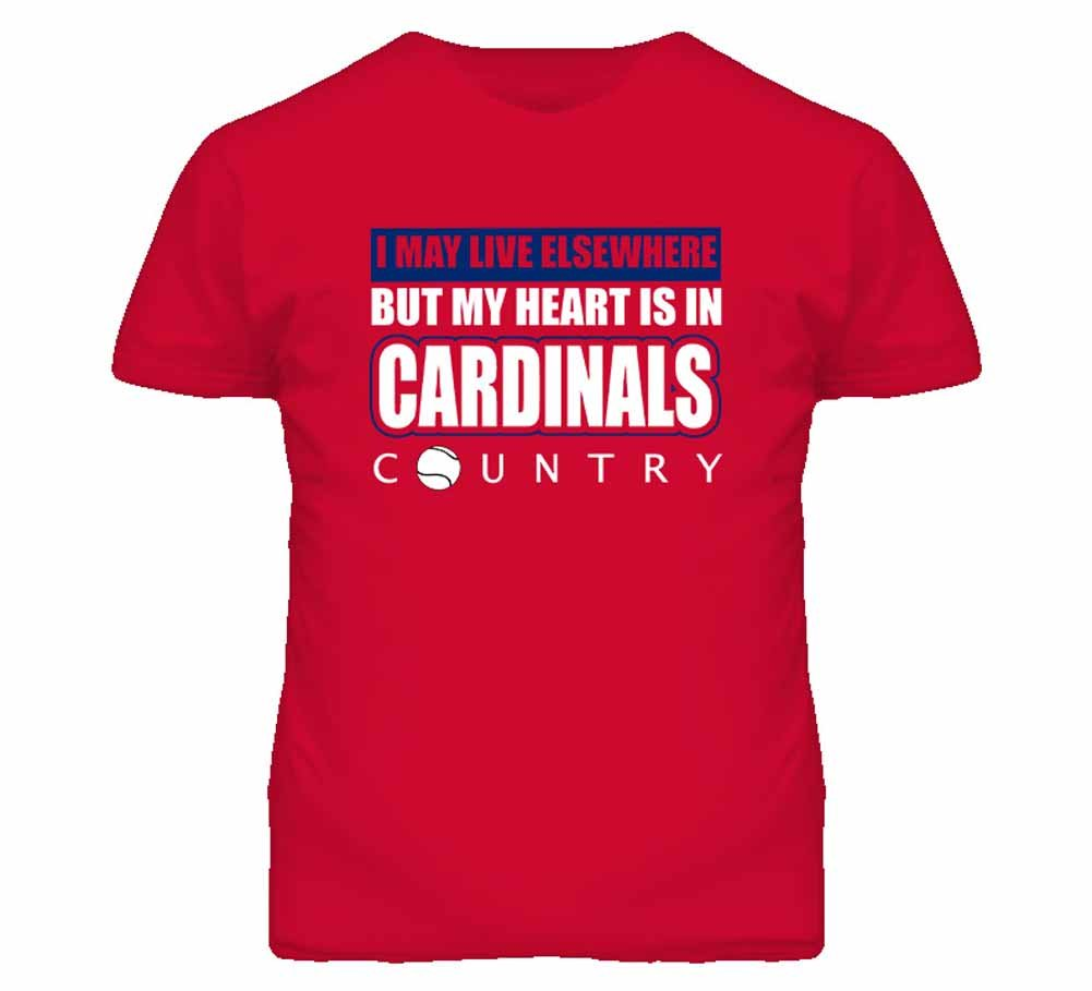 Tshirt Bandits S St Louis This Is Cards Country T Shirt