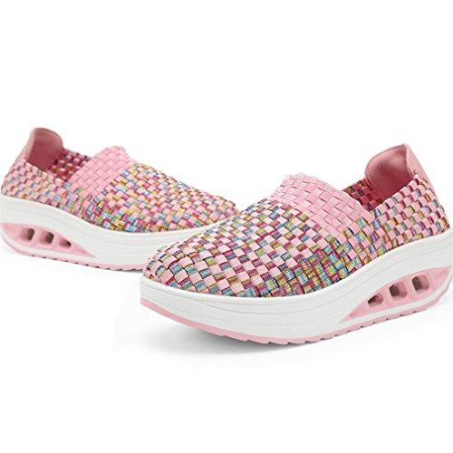 Solshine Sneaker Donna Solshine Sneaker Rosa2 Donna rrd0wqf