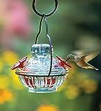 Pot De Créme Hummingbird Feeder