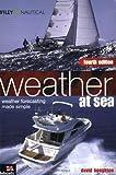 Weather at Sea, David Houghton, 1904475167