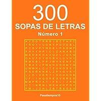 300 Sopas de Letras - N. 1