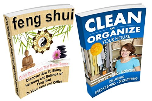 Organization and Feng Shui Boxed Set Bundle