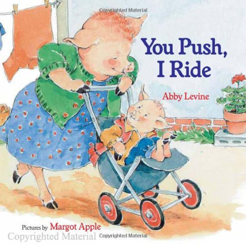 YOU PUSH, I RIDE