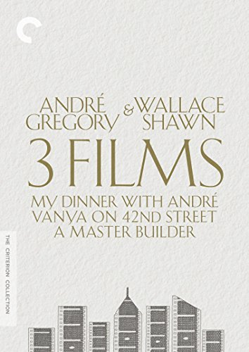 Andr?? Gregory & Wallace Shawn: 3 Films by Wallace Shawn