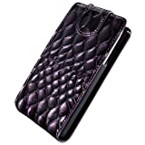 SaFPWR Battery Case XR for iPhone 3G/3GS - Purple Crystal Fish Scale