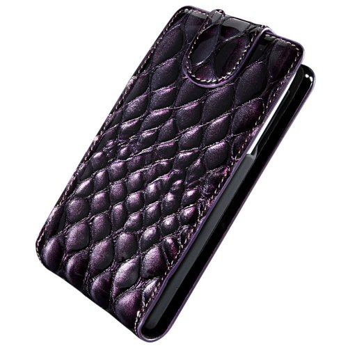 SaFPWR Battery Case XR for iPhone 3G/3GS - Purple Crystal Fish Scale by SaFPWR