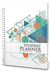 Well Planned Day, Student Planner Tech Style, July 2017 - June 2018