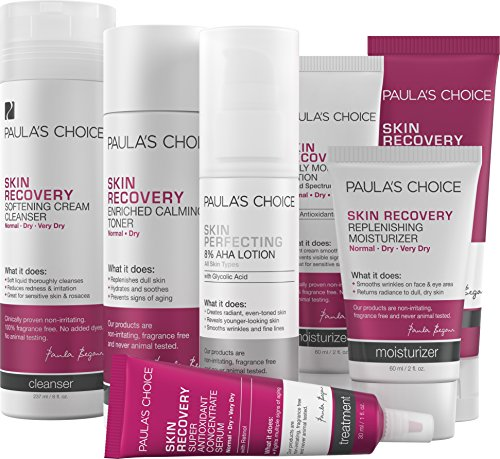 Check expert advices for paula's choice clear regular strength kit?