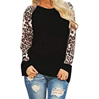 Pull Femme Hiver Chic - Col Rond Manches Longues Jointif Couleur Tops - Sweatshirt Blouse