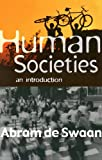 img - for Human Societies: An Introduction book / textbook / text book