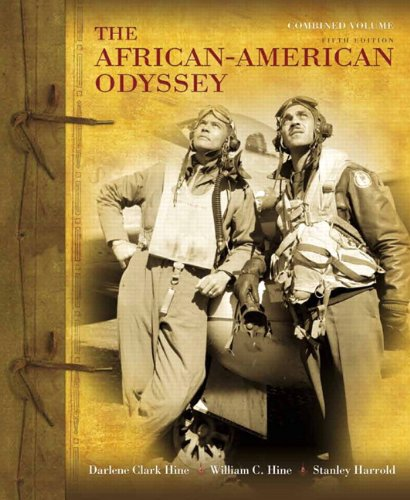 Books : African-American Odyssey, The, Combined Volume (5th Edition)