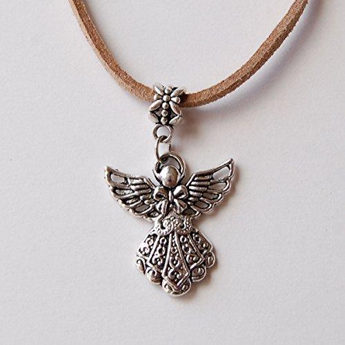 Zen Life Gear Guardian Angel or CAR-DIAN Angel - On The Go Protection - Guardian Angel Car Charm (Pet Charm Angel)