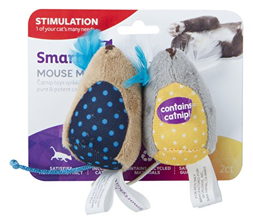 SmartyKat Mouse Mates (Set of ()
