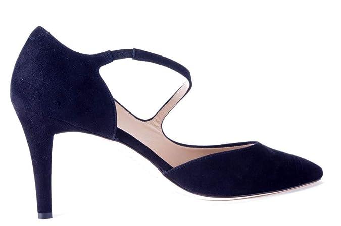CALAND SCHOEN, Scarpe col Tacco Donna Nero Nero, Nero (Nero