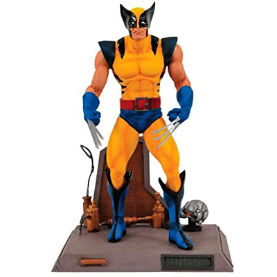 Marvel Select: Wolverine Action Figure: Toy: Toys & Games
