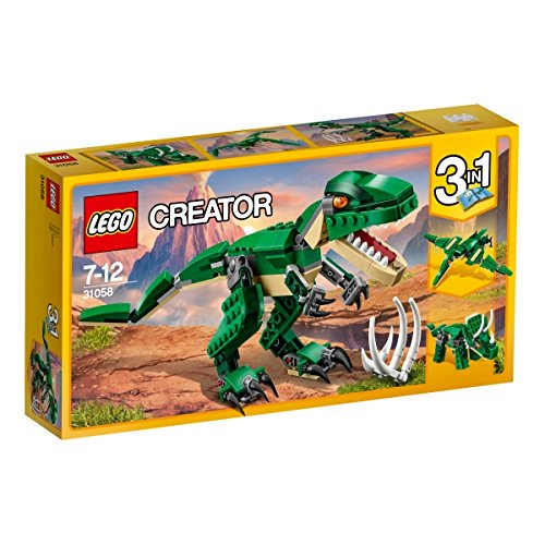Price comparison product image LEGO 31058 Creator Mighty Dinosaurs