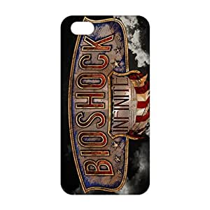 Cool-benz Bioshock Bioshock Infinite logo (3D)Phone Case for iPhone 5s