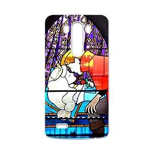 Snow White Prince Kiss Princess White LG G3 case