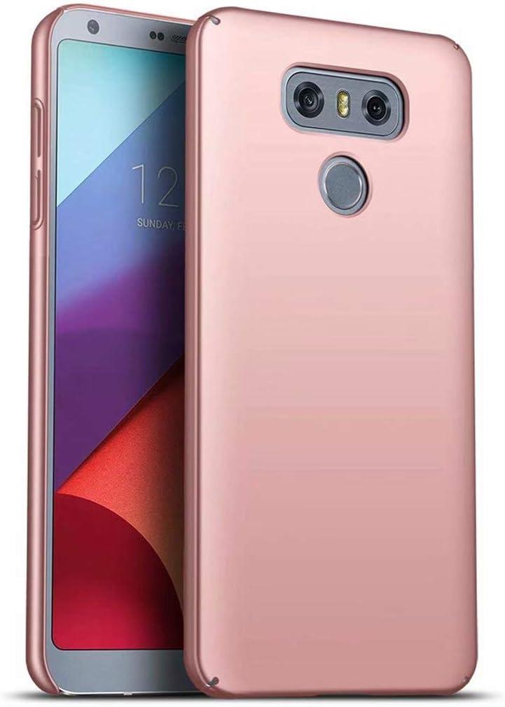 Niacoco Kompatibel Mit Lg G6 Hülle Harter Pc Silikon Stoßfest Ultra Dünn Anti Scratch Telefon Schutzhülle