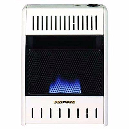 ProCom MNSD2TPA Dual NATURAL/PROPANE GAS Vent-Free Heater, 10,000 BTU (Procom Gas Stoves)