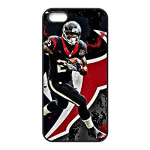 Houston Texans iPhone 5 5s Cell Phone Case Black SVD_599347