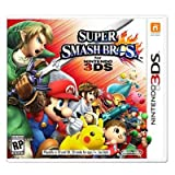 Video Games 3ds Best Deals - New Nintendo - Super Smash Bros 3DS - (Type of Product:Video games-Nintendo 3DS) - New