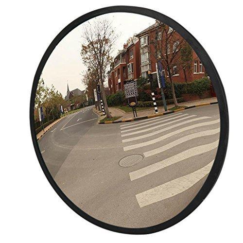 3 opinioni per LAOYE Specchio Convesso Specchio Traffico Infrangibile 30cm per la Sicurezza