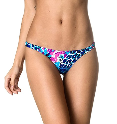 Coqueta Sexy Teeny Mini Brazilian Bikini Thong Swimsuit Bottom Swimwear MAUI-SMALL