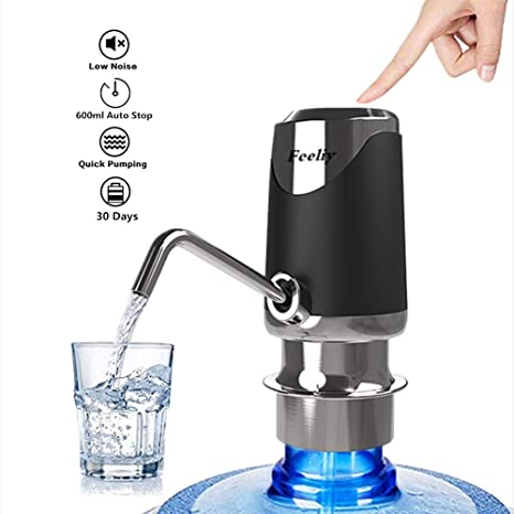Amazon.com: YiFeng - Bomba de agua eléctrica universal con ...