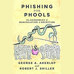Phishing for Phools Audiobook