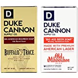 Duke Cannon Big Brick of Soap Set: Bourbon + Beer