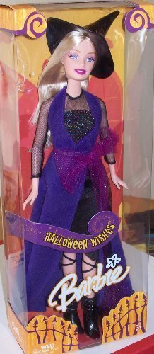 Mattel Barbie Halloween Wishes Doll