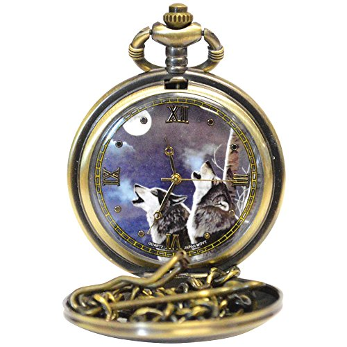 Wolf Pocket Watch P-304