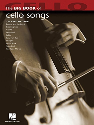 Big Book of Cello Songs - Instrumental ()