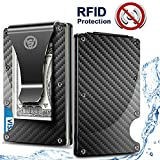 Best Wallets - Carbon Fiber Money Clip Wallet - Aluminum Credit Review