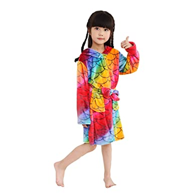 7c61ea1541 Amazon.com  Missley Flannel Animal Pyjamas Novelty Unicorn Nightwear  Cosplay Costumes Halloween  Clothing