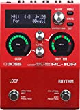 BOSS Guitar Looper Effects Pedal, Red