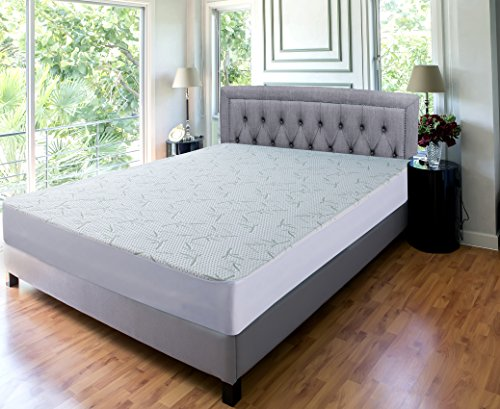 Utopia Bedding Waterproof Bamboo Mattress Protectors