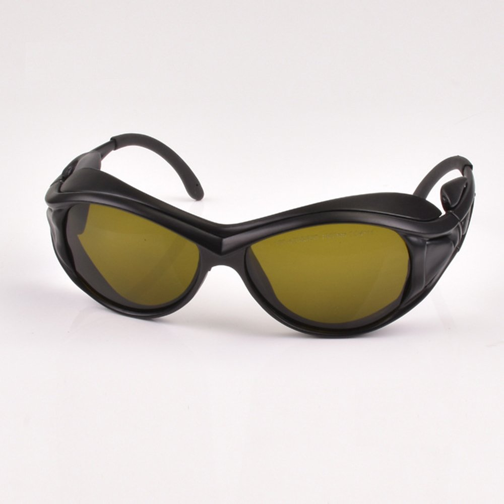 Laser Safety Glasses Eye Protection Goggles for YAG1064 Fiber Laser 1070nm,1080nm,1100nm by JCZX (Image #3)