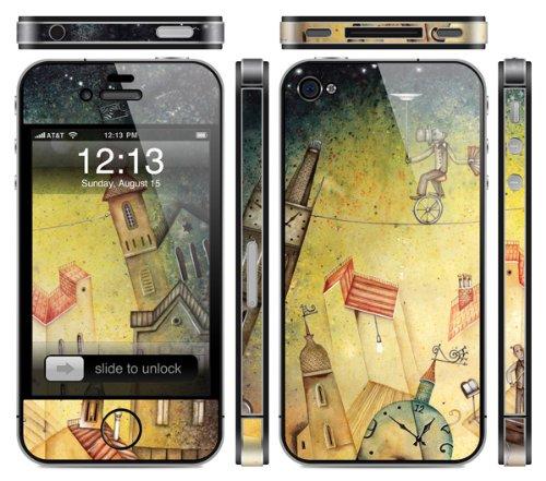 Skin für Apple iPhone 4s - Altstadt