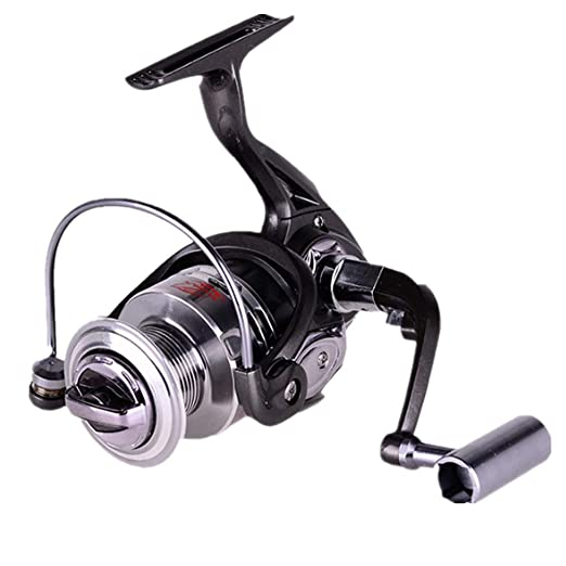 Carretes de spincasting Spinning Fishing Reel 13 + 1 Bearings Left ...