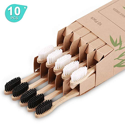 Nuduko Biodegradable Toothbrushes Toothbrush Eco Friendly product image